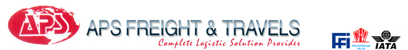 Aps Freight & Travels [P] Limited - Complete Logistic Solution Provider